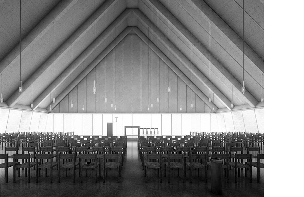 0002_Bass_Bi_1311_000_in der Kirche Bildarbeit Für Vecsey Schmidt Architekten, 2014