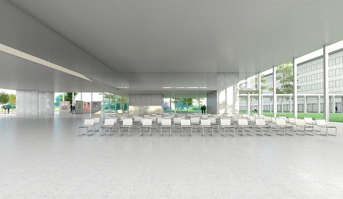 150918_01_Erdgeschoss_Bildarbeit, für Nissen Wentzlaff Architekten, 2015