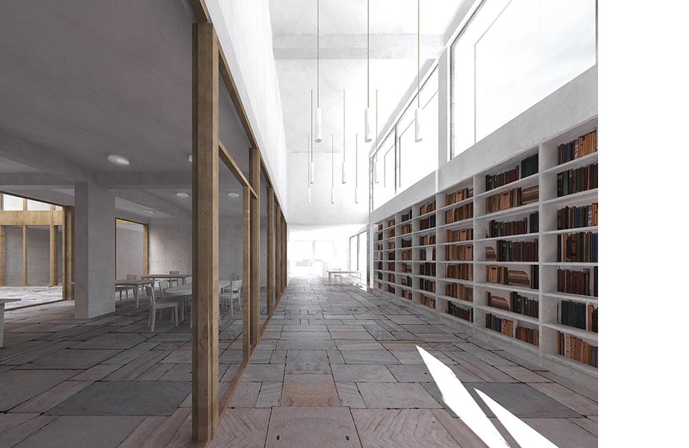 170712_1655_1824_Galerie_Bildarbeit, für Büro Hasler Maddalena Architekten, 2017